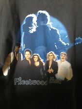 1997 Fleetwood Mac Original Tour Xxl T-Shirt Nicks Buckingham Dance Landslide Vg