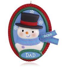 Hallmark Ornament 2015 Gotta Love Dad!