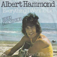 "Albert Hammond - Everything I Want To Do (Brand N 7"" Vinyl Schallplatte - 43081"