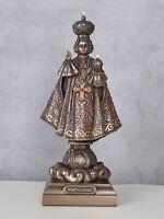 Skulptur Jesuskind Prager Jesulein Kirchenfigur Heiligenfigur Antik Altarfigur