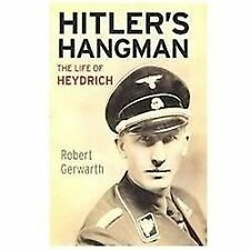 Hitler's Hangman: The Life of Heydrich (Paperback or Softback)