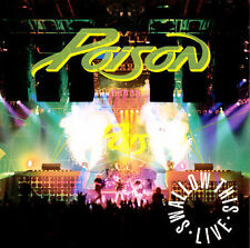 Poison Swallow This Live 2  CD set free shipping