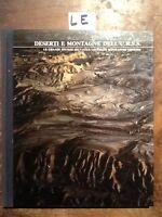 DESERTI E MONTAGNE DELL'URSS - ST. GEORGE - MONDADORI - 1984