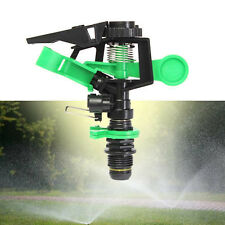 360° Rainbird Water Sprinkler Watering Garden Spray Nozzle Save Water Tool