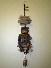 New listing Barry Bear P 00004000 uppet Cohasset Bell Indoor Outdoor Living Garden & Patio Decor