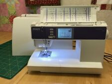 PFAFF AMBITION 1.5 WITH IDT COMPUTERISED SEWING MACHINE TOUCH SCREEN PRE-OWNED