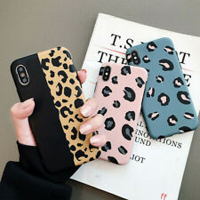 Fashion Leopard Print Shockproof Phone Case Cover For iPhone 11 Pro Max