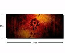 Large World of Warcraft WOW Speed Game Mouse Pad Mat Laptop Gaming Mousepad