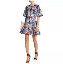 Temperley London Arielle Butterfly Dress Size 10