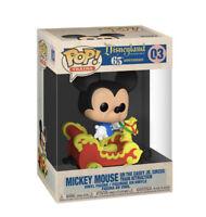 Funko POP Disneyland 65th Anniversary Mickey Train Car Casey Jr Train