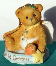 Cherished Teddies - BABY´S FIRST CHRISTMAS - NEU - Hanging Ornament
