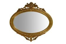 French Style,Wood ,Gold Leaf,Hand Carved, Wall Mirror