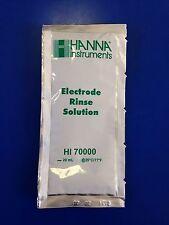 SOLUTION DE RINCAGE SONDE PH ou REDOX (chlore)  PISCINE 20 ml
