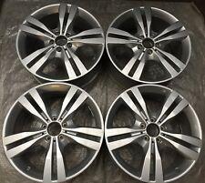 4 Mercedes-Benz ML W166 GLE X166 GL Alufelgen Felgen 8J x 19 ET56 A1664010702 !