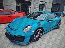 911 Gt2rs Stil Carrera Body Kit Spoiler Vorne Hinten Kotflügel Porsche
