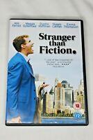 Stranger Than Fiction DVD EXC 1st Class Postage & Same Day Dispatch