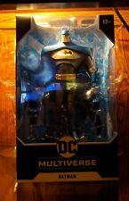 McFarlane Toys DC Multiverse 7? Batman The Animated Series Blue Grey Variant NEW