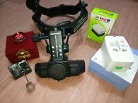 BINOCULAR Indirect Ophthalmoscope Ophthalmology K-11M