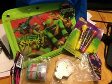 Collection Green Pencil Pouch With Shell ShockedTeenage Mutant Ninja Turtles