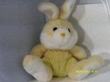 "Yellow Bunny Plush 14""X10""-Freshly Washed RN-PA3281(H)"