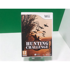 HUNTING CHALLENGE WII ITA COMPLETO