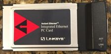 Linksys EC10T 9920867-001.A00 Network adapter PC Card - 10/100 Ethernet