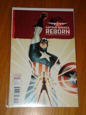 CAPTAIN AMERICA REBORN #1 VARIANT EDITION COVER MARVEL COMICS