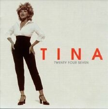 Twenty Four Seven by Tina Turner (CD, Nov-1999, Virgin)