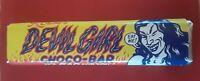 R crumb Devil Girl Candy Bar