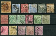 CAPE OF GOOD HOPE OLD STAMPS - USED