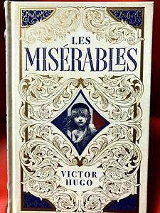 Les Miserables by Victor Hugo Bonded Leather Edition BRAND NEW