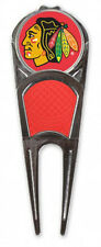NHL Golf Divot Tool/Ball Marker, Chicago Blackhawks, NEW