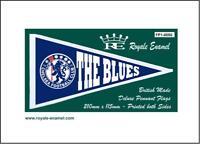 ROYALE ANTENNA PENNANT FLAG THE BLUES CHELSEA FP1.0050