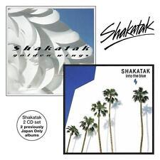 Shakatak(2CD Album)Golden Wings/Into The Blue-SECDD105-UK-2014-New