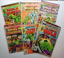 MARVEL SUPER-HEROES 47-49 54 59 61 63 72 75 80 83 92 100 Hulk Mark Jewelers