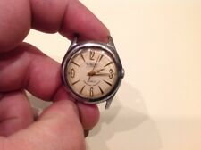 AUREOLE WRIST WATCH MOVEMENT 17 JEWELS FOR PARTS/REPAIRS