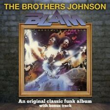 Blam! : Expanded Edition - Brothers Johnson (2012, CD NEUF)