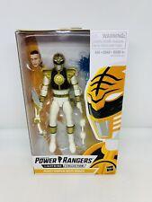 "? Power Rangers Lightning Collection Mighty Morphin 6"" WHITE RANGER 2020 NEW"