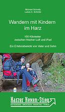Wandern mit Kindern im Harz. Der Harzer-Hexen-Stieg. Zwischen iPad und Luft
