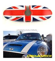 2004-2013 MINI Cooper/S/ONE/Countryman/Clubman Rear View MIRROR Cover UNION JACK