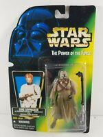 Unbranded Star Wars Tusken Raider on Luke Stormtrooper Card Power of the Force