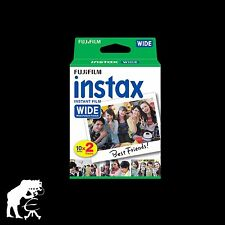 Fuji Instax Dp 2x10 Pictures Wide Picture Format for Wide 100/200/210/300