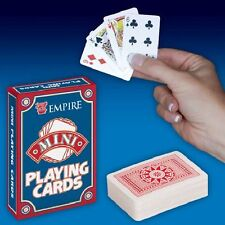 Empire Mini Playing Cards Novelty Gag Gift Funny Over the Hill Stocking Stuffer