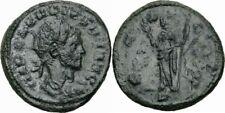 Claudius II Gothicus Antoninianus Mediolanum 270 PAX AVG Pax Zepter RIC 156 var.