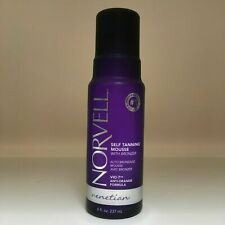 Norvell Venetian Self Tanning Mousse with Bronzer - 8 oz * New, Fresh, Sealed!