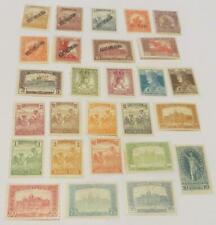 Hungary 1916 - 24 small collection (65 stamps) unused