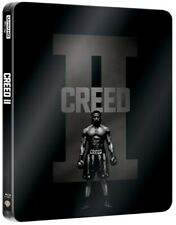 Creed 2 Limited Edition Steelbook 1-Disc Blu Ray