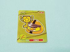 Angry Birds Go!  Trading Cards Limited Edition Chuck Limitierte Auflage