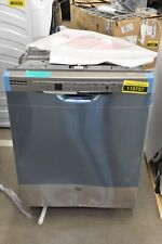 """Ge Gdf630Psmss 24"""" Stainless Full Console Dishwasher Nob #110757"""