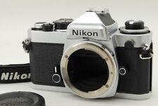 EXC+++++  Nikon FE Body Silver  from Japan #22